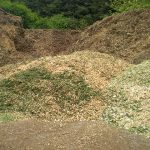 Woodchip Mulch available to buy from Springfield tree services